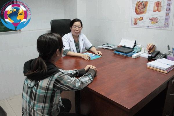 BS Nguyễn Thị Huỳnh Mai