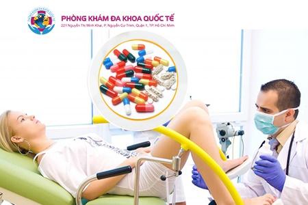 Sử dụng thuốc phá thai